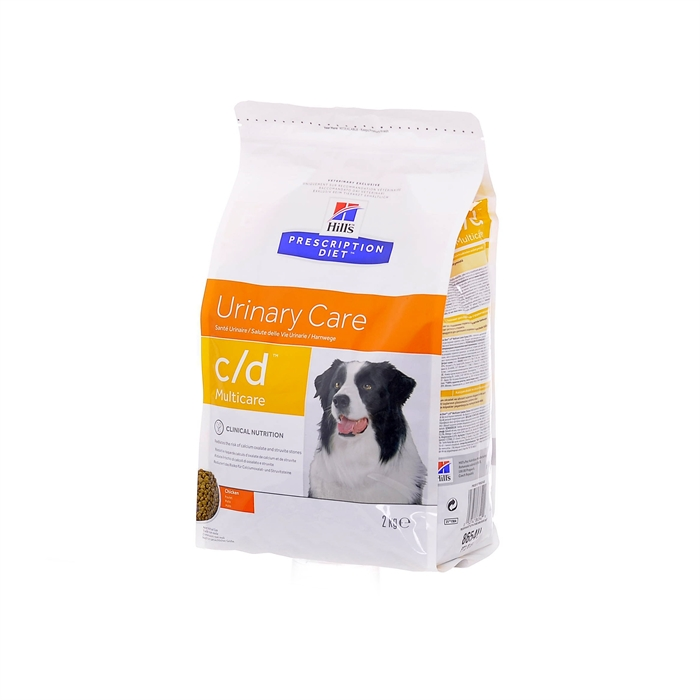 Корм Hill's Prescription Diet c/D для собак от МКБ, струвиты, Multicare Urinary Canine